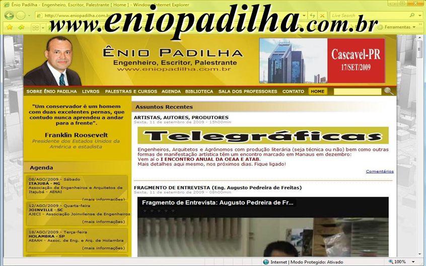 www. eniopadilha.com.br