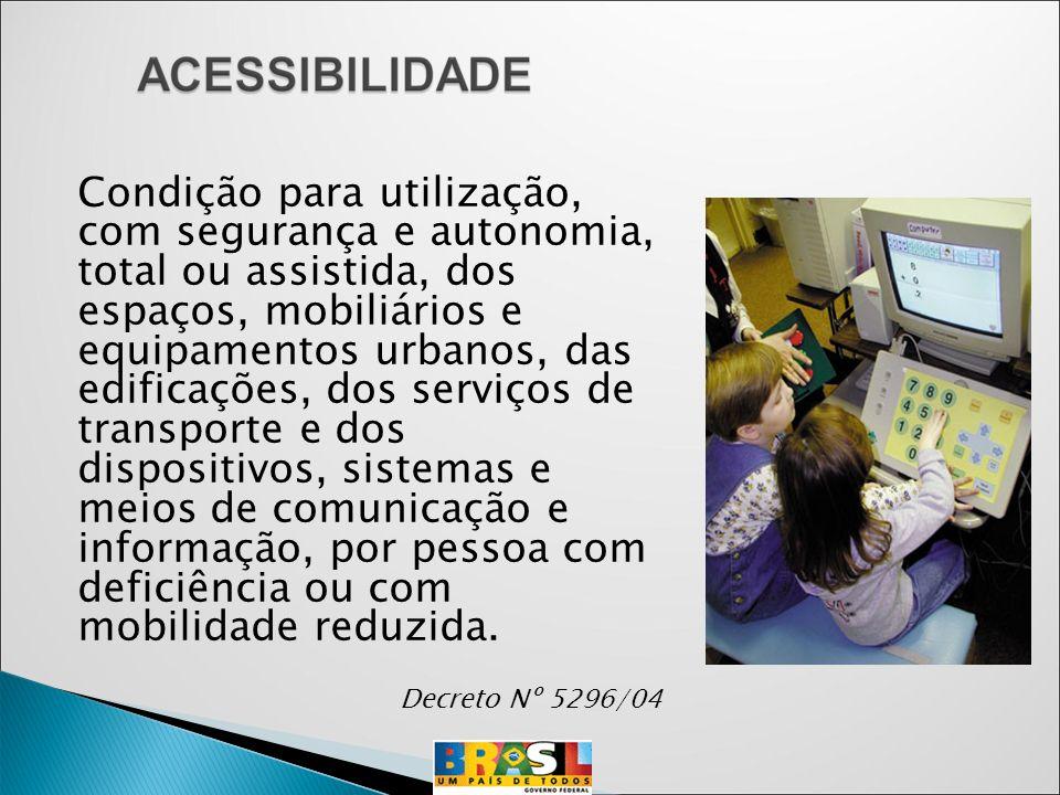 Garantir o acesso à escolarização, as condições de acessibilidade necessárias e a oferta do atendimento educacional especializado.