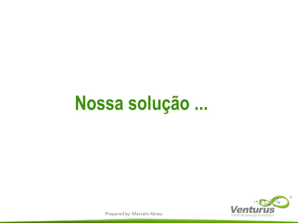 Prepared by: Marcelo Abreu Nossa solução...
