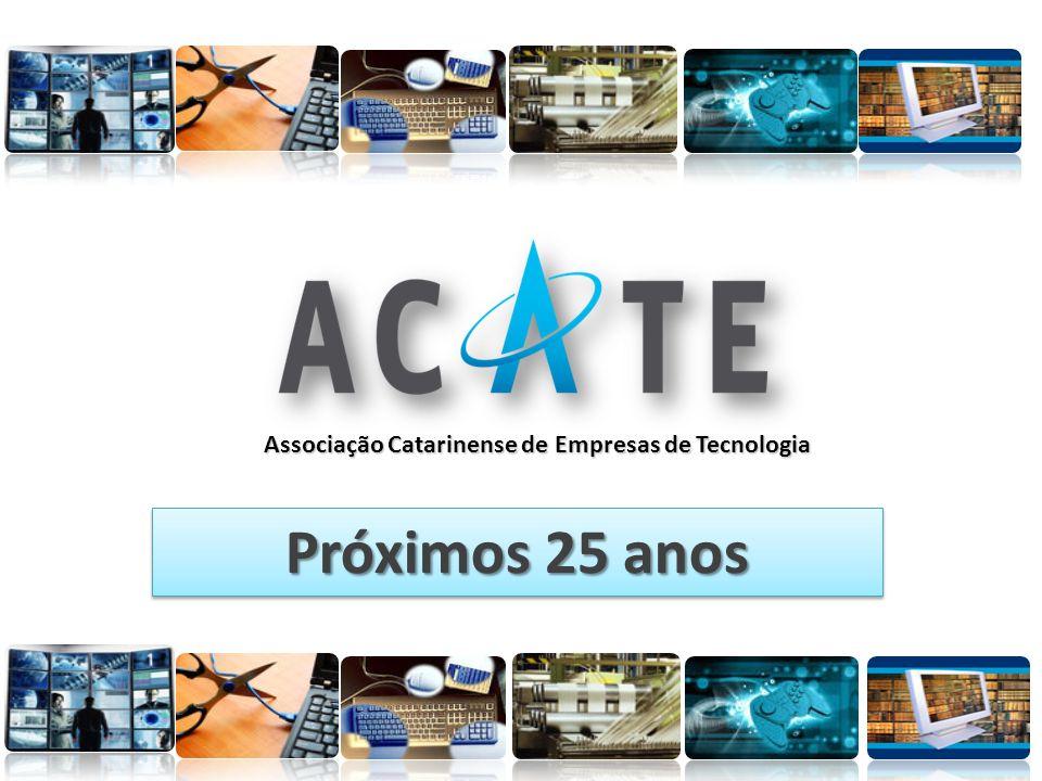 Associação Catarinense de Empresas de Tecnologia Próximos 25 anos
