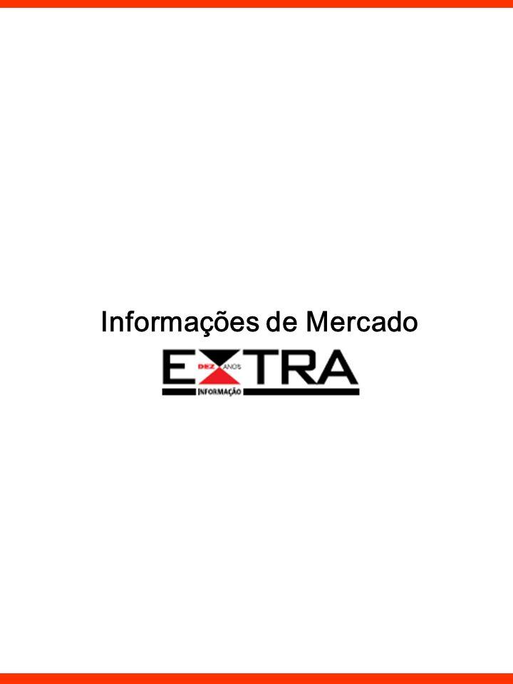 Informações de Mercado O Globo Informações de Mercado
