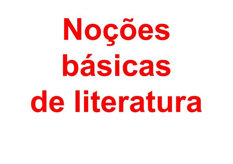 Formas na literatura Prosa organizada em parágrafos sentido Poema organizada em versos ritmo X