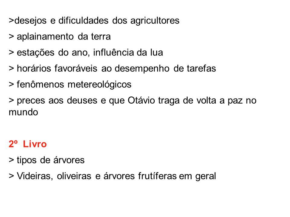 >desejos e dificuldades dos agricultores > aplainamento da terra > estações do ano, influência da lua > horários favoráveis ao desempenho de tarefas >