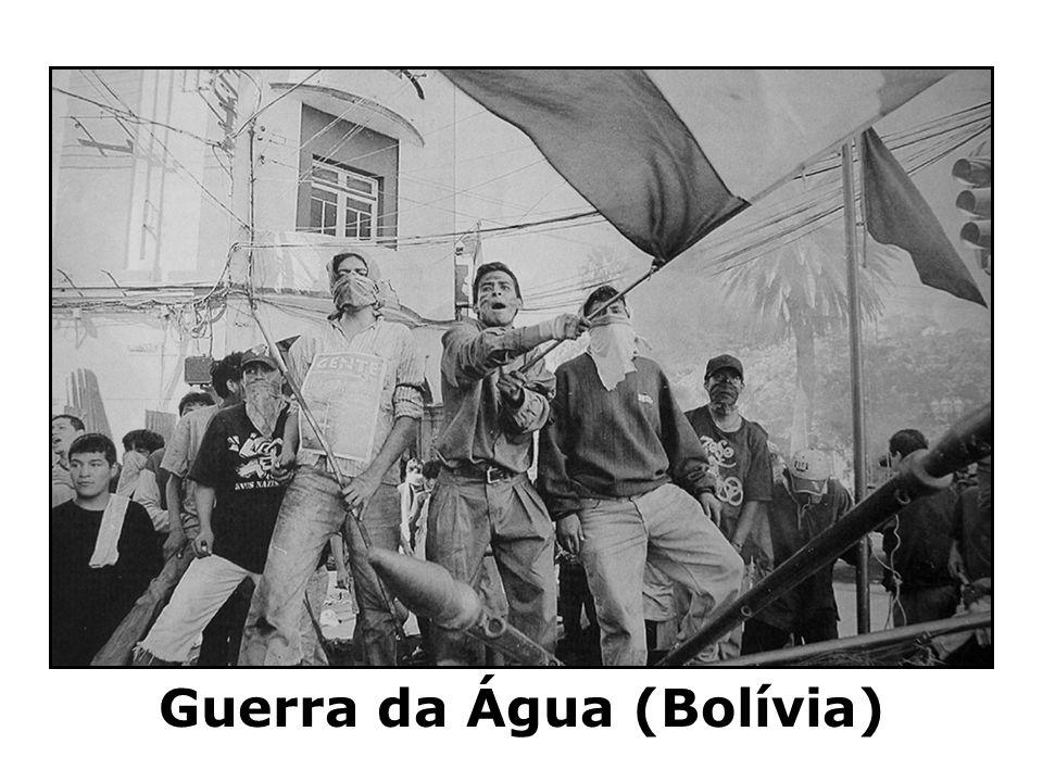 Guerra da Água (Bolívia)