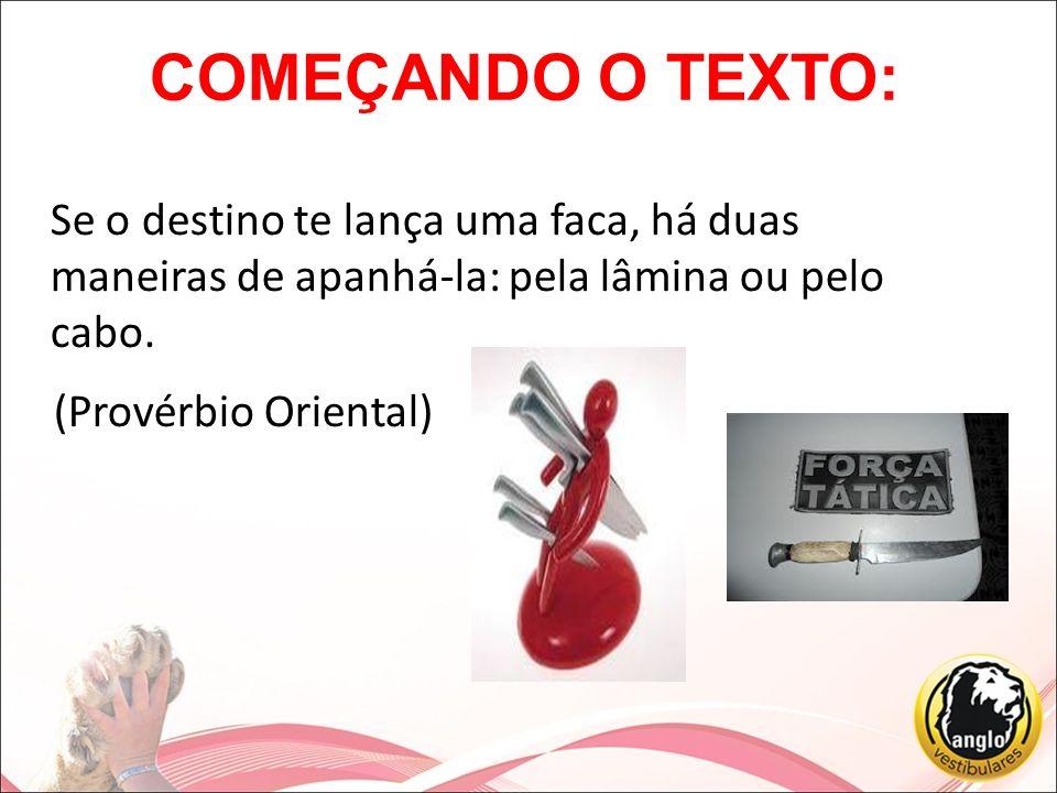 PREPARAÇÃO DO TEXTO 1.