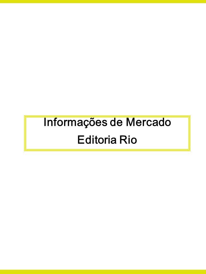 Informações de Mercado O Globo Informações de Mercado Editoria Rio