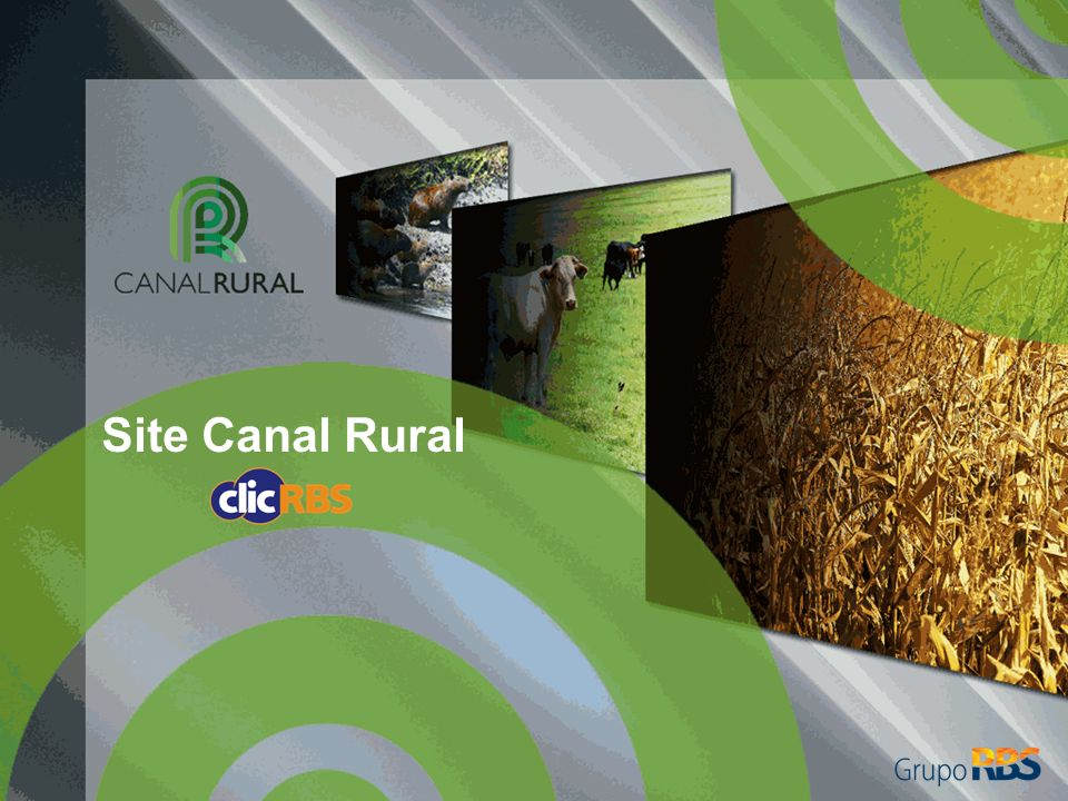 Site Canal Rural