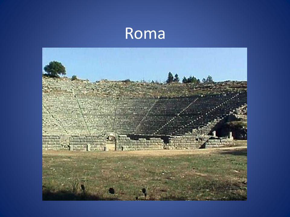 Principais imperadores romanos : Augusto (27 a.C.