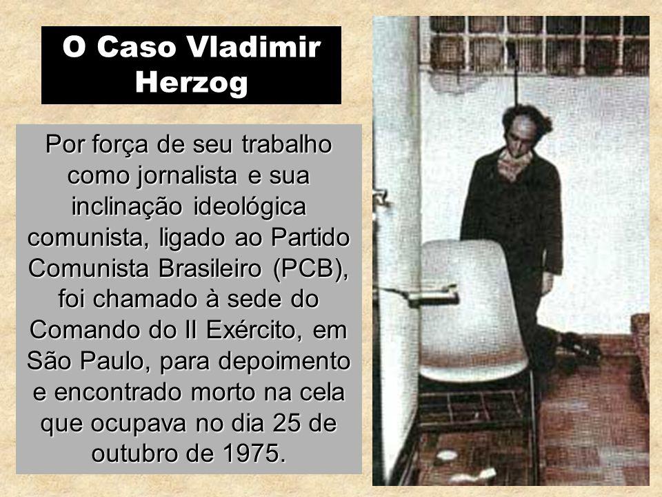 Por força de seu trabalho como jornalista e sua inclinação ideológica comunista, ligado ao Partido Comunista Brasileiro (PCB), foi chamado à sede do C