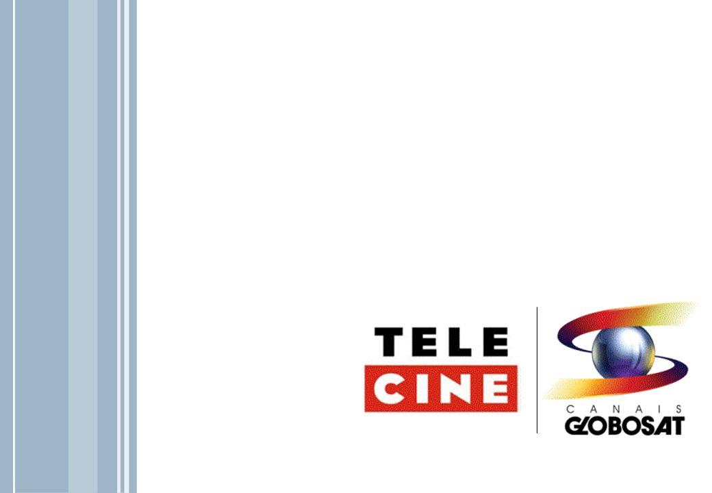 Rede Telecine O melhor do cinema para todos os gostos.