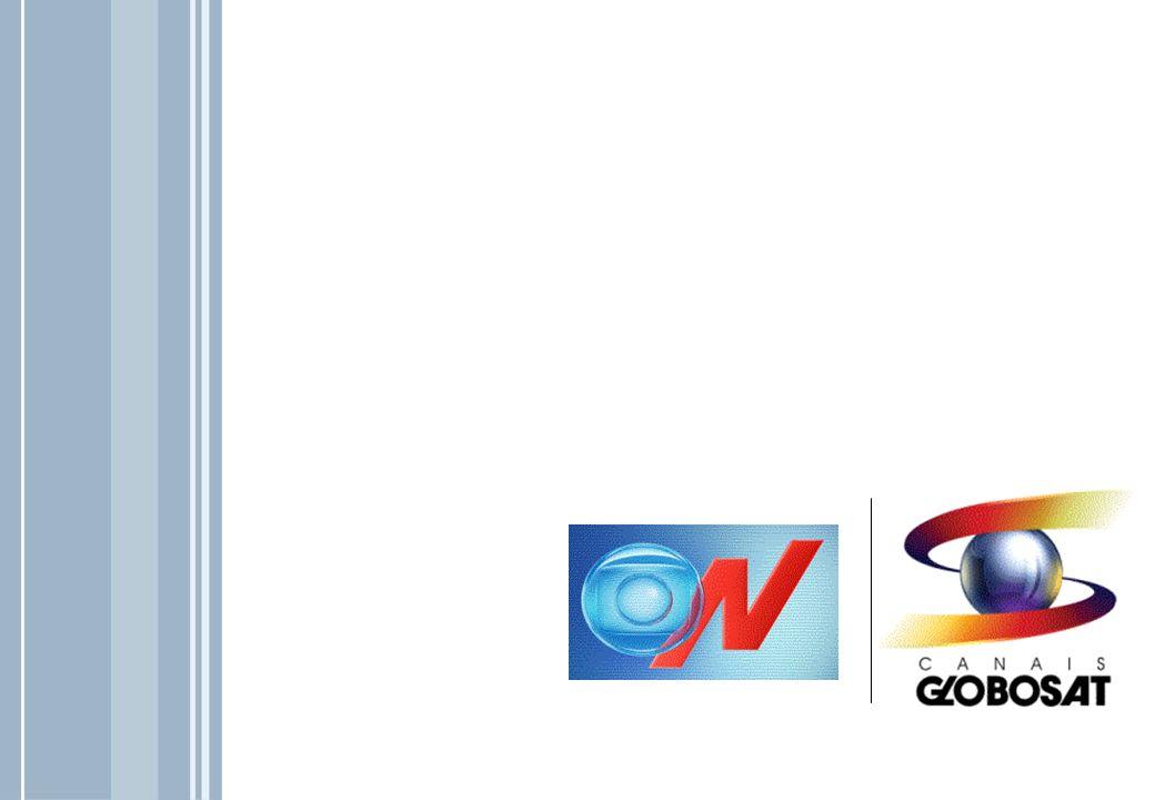 Globo News No ar, a vida em tempo real.