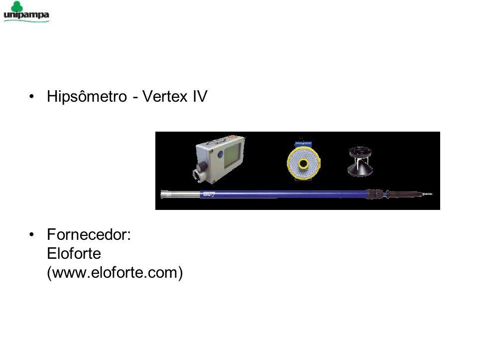 Hipsômetro - Vertex IV Fornecedor: Eloforte (www.eloforte.com)