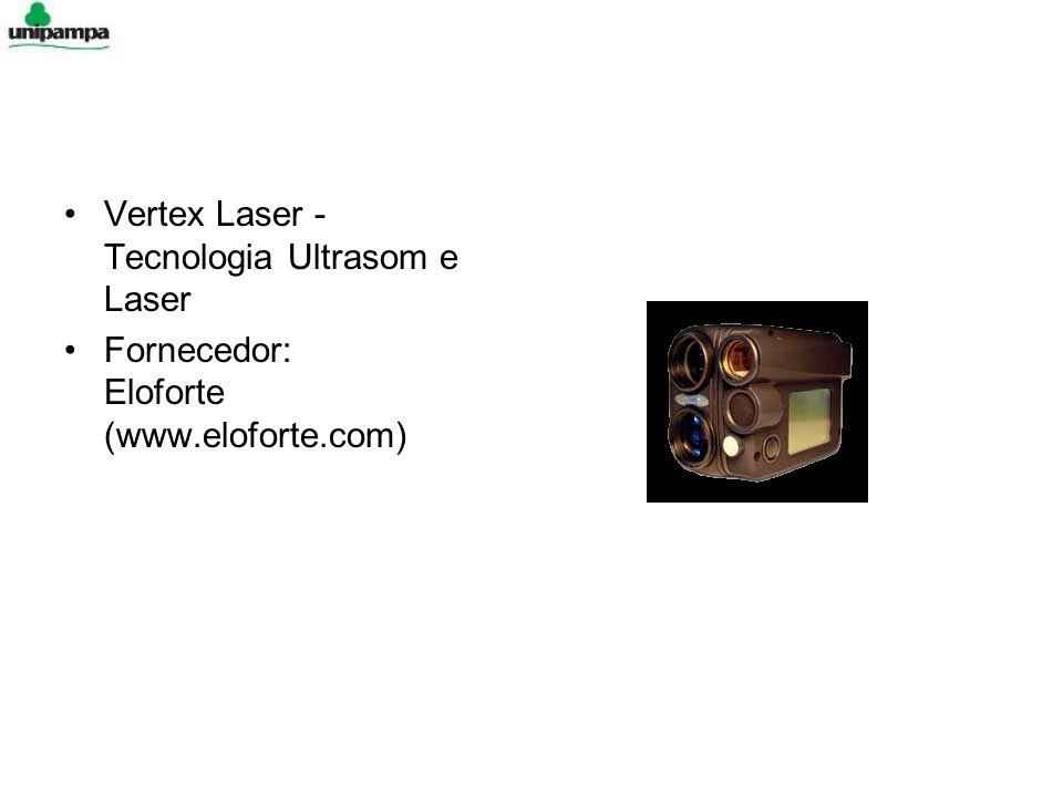 Vertex Laser - Tecnologia Ultrasom e Laser Fornecedor: Eloforte (www.eloforte.com)