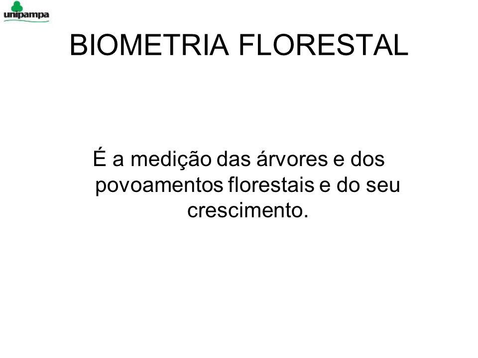 Crescimento Análise de tronco de espécies que formam anéis anuais: Tradagem ao nível do peito; Árvores abatidas; Árvores medidas periodicamente; Parcelas permanentes.