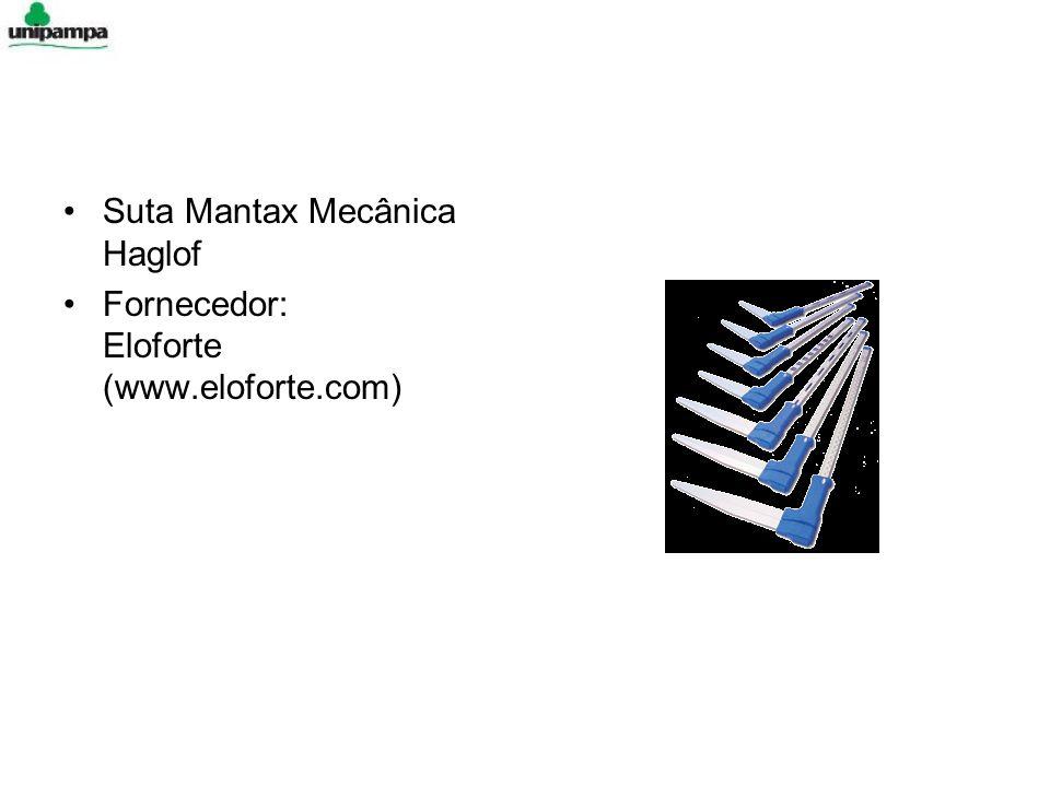 Suta Mantax Mecânica Haglof Fornecedor: Eloforte (www.eloforte.com)
