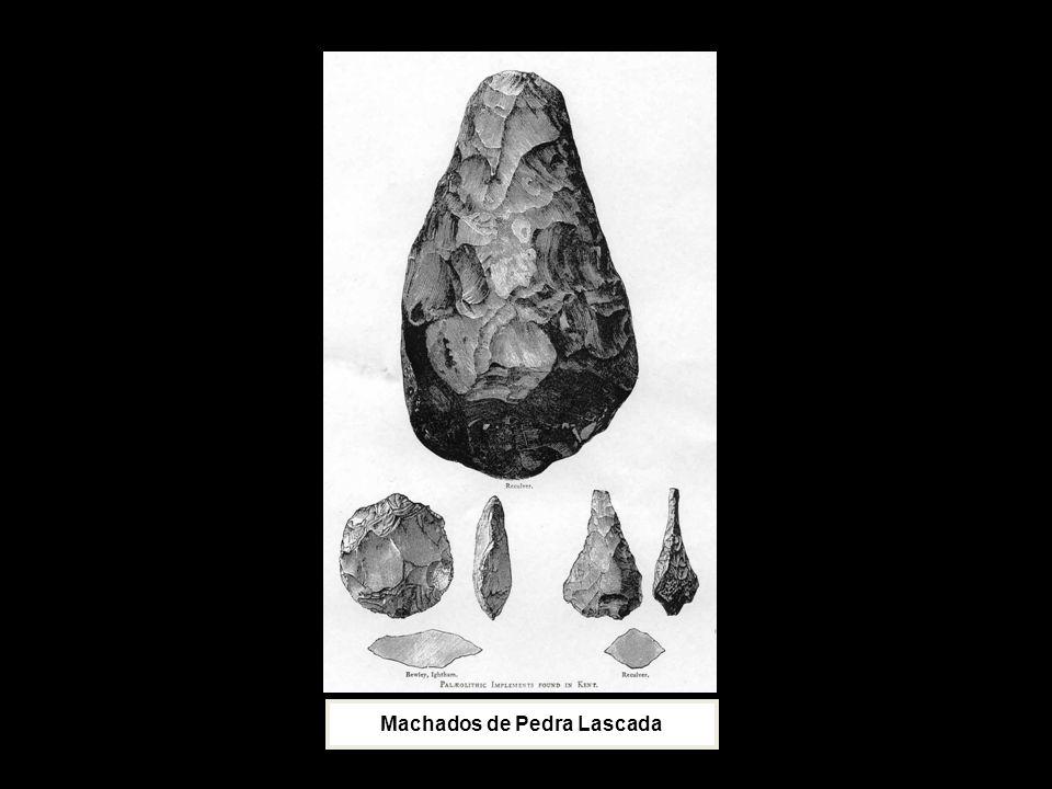 Machados de Pedra Lascada