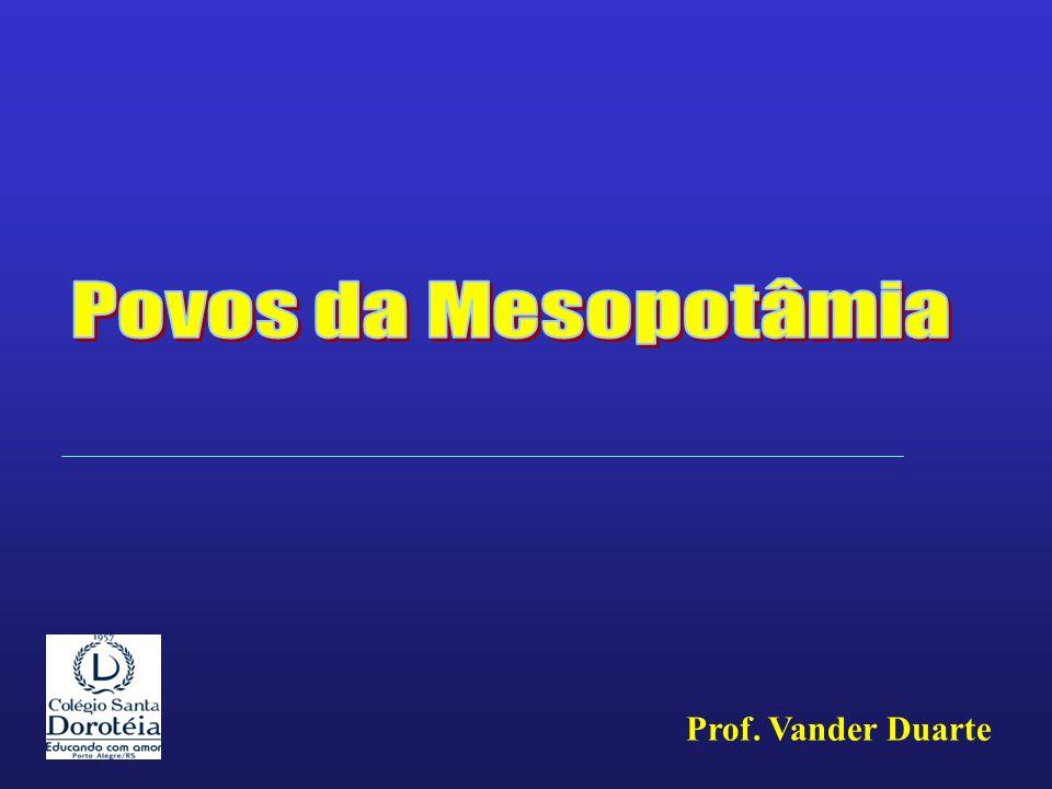 Prof. Vander Duarte