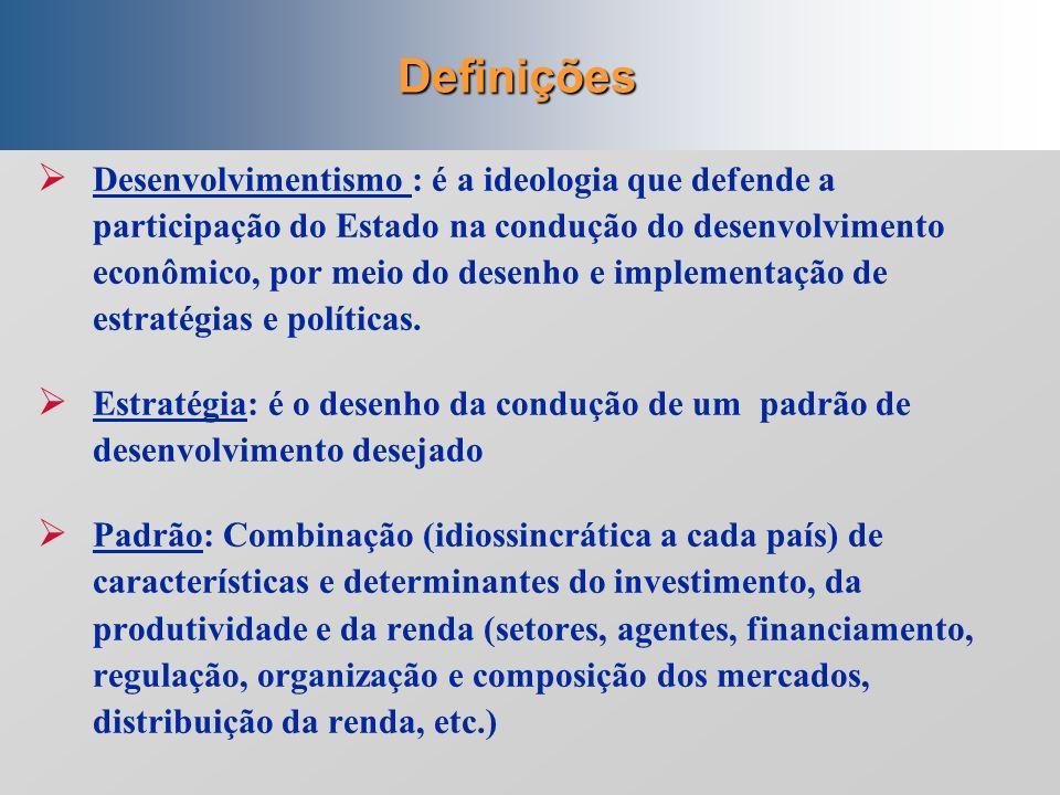 Terceira parte Terceira parte Esquema analítico para pensar o tema Estado e desenvolvimento : padrões e estratégias