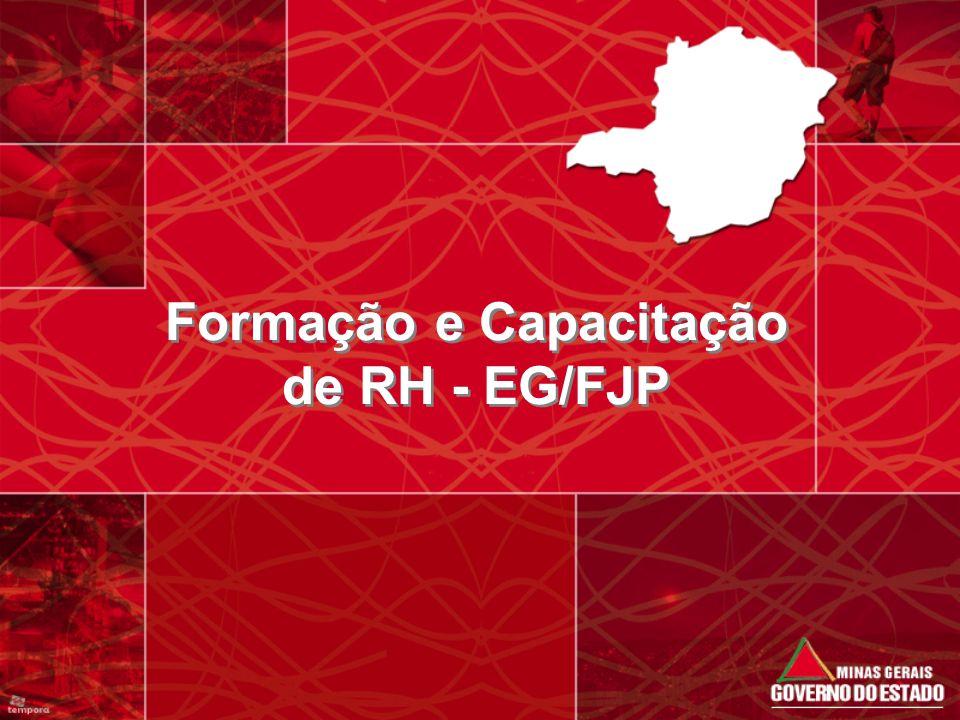 Formação e Capacitação de RH - EG/FJP