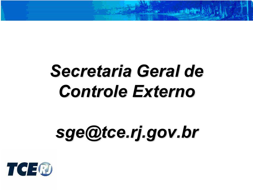 Desafios e A ç ões do TCE-RJ Marcia Vasconcellos Carvalho Coordenadora-Geral de Auditoria e Desenvolvimento