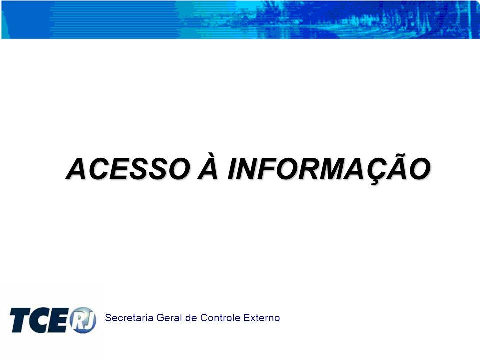 NOVO MODELO DE CONTABILIDADE APLICADA AO SETOR PÚBLICO: UMA MUDANÇA DE CULTURA Secretaria Geral de Controle Externo