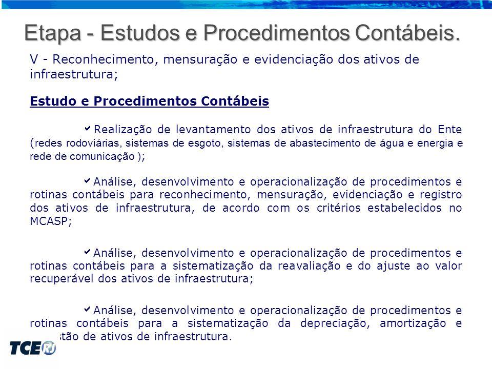 Etapa - Estudos e Procedimentos Cont á beis.
