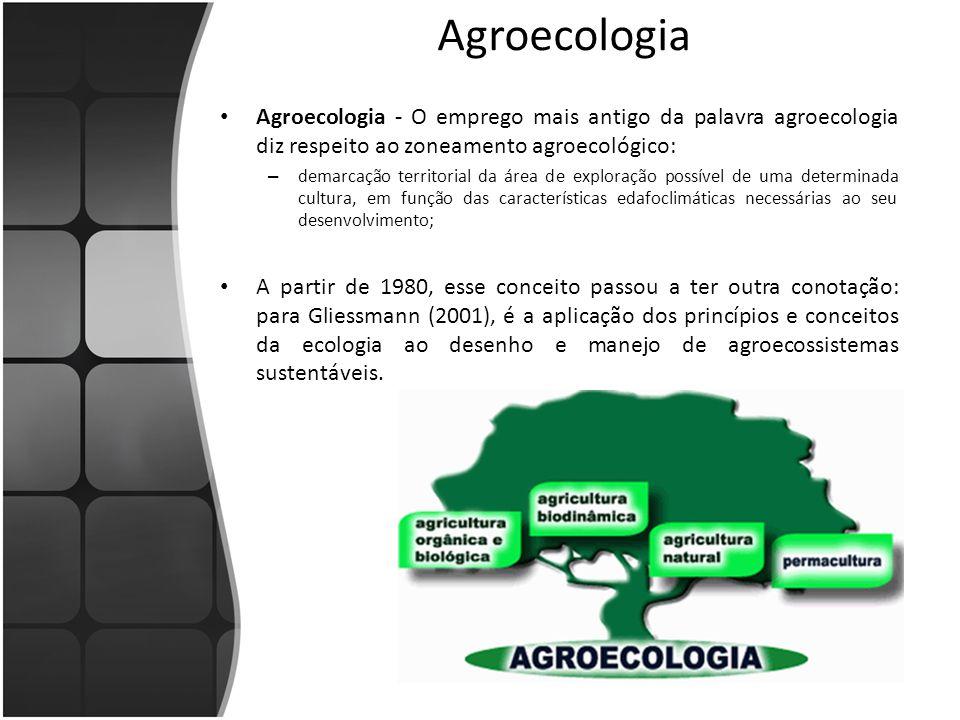 Que Agroecologia Queremos.