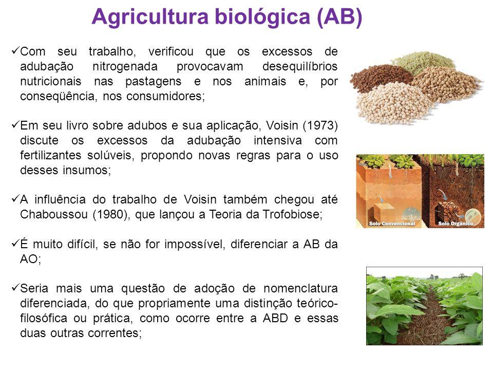 A Agricultura Regenerativa consiste em promover a produção de alimentos saudáveis, a criação de ciclos fechados de geração de insumos a partir de resíduos e a aplicação no campo de práticas conservadoras da natureza.