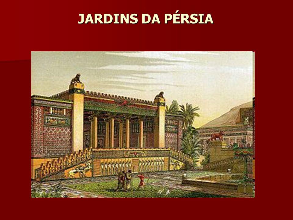 JARDINS DA PÉRSIA