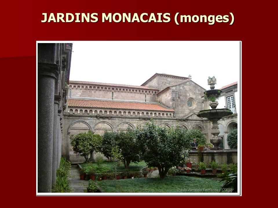 JARDINS MONACAIS (monges)