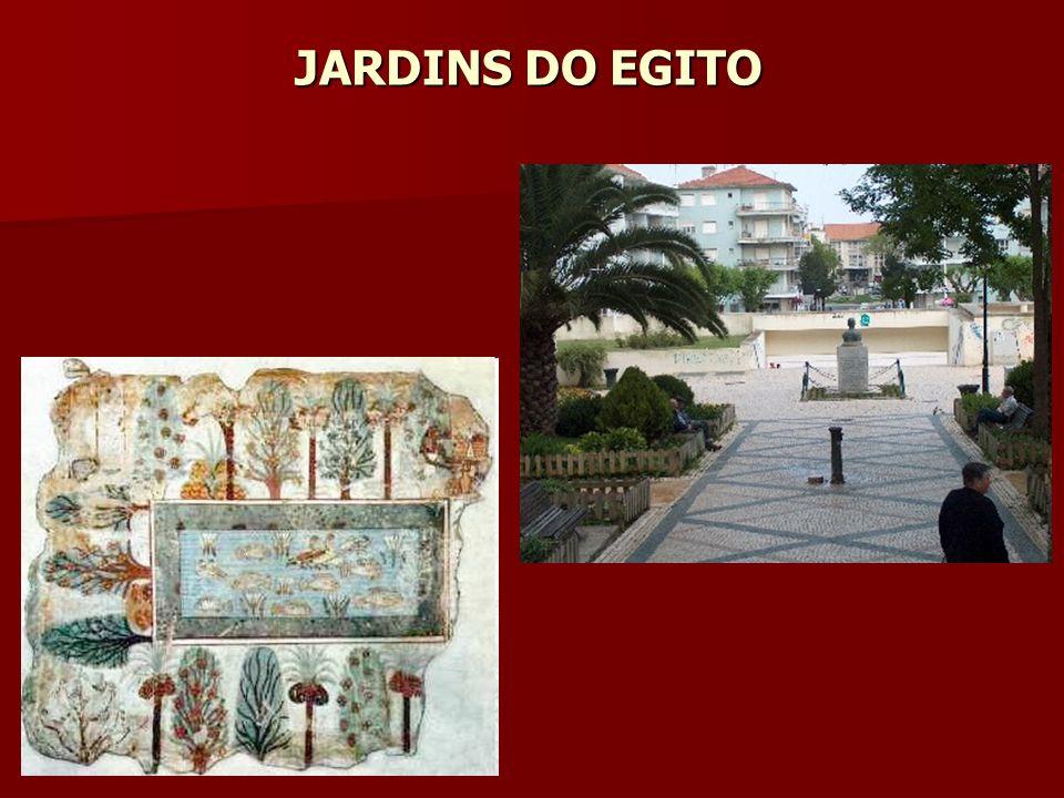 JARDINS DO EGITO