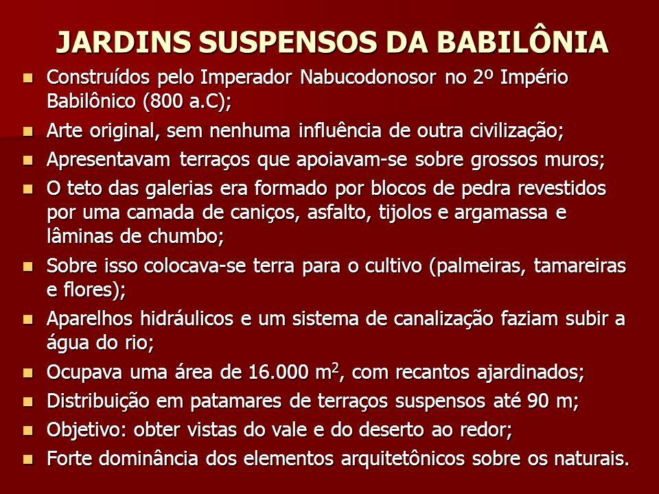 O PAISAGISMO DE ROBERTO CARDOZO Início da déc.1950 – Fac.