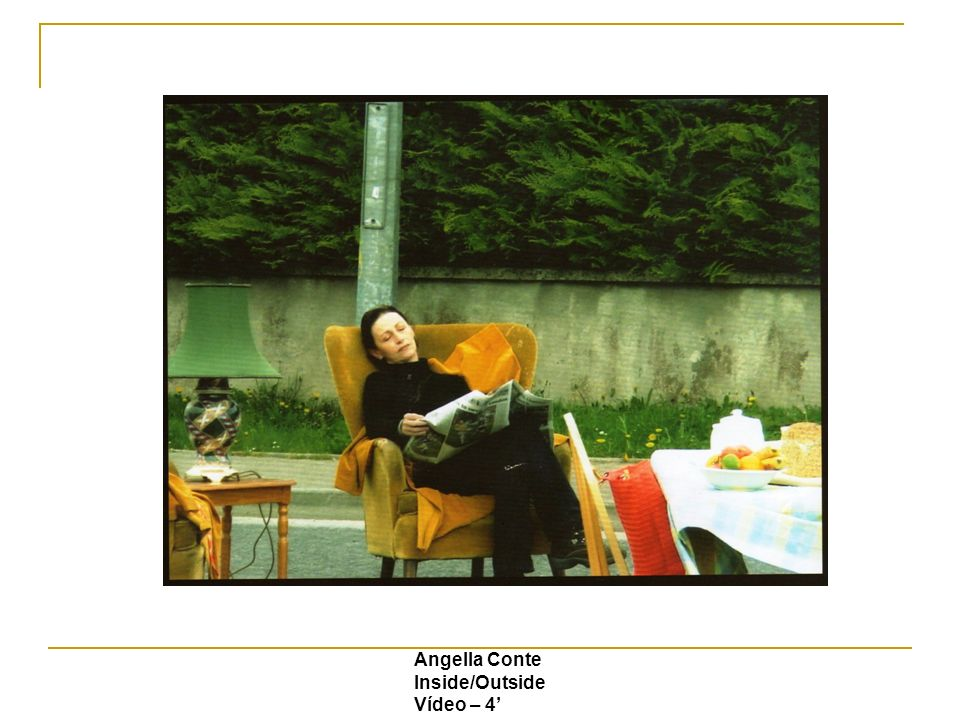 Angella Conte Inside/Outside Vídeo – 4