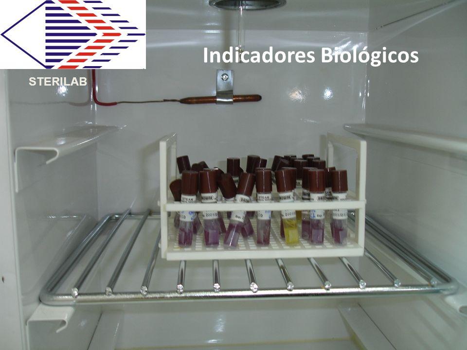 Indicadores Biológicos STERILAB