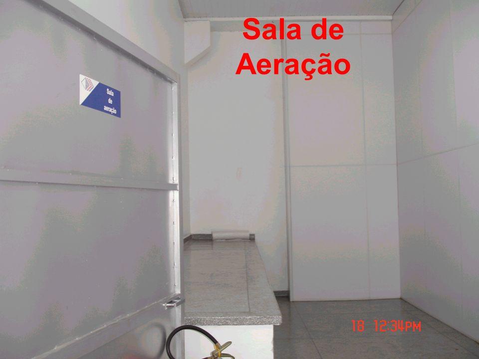 Sala de Aeração