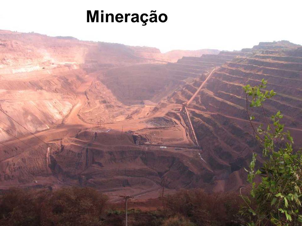 Além do impacto direto e indireto da Vale... o que a Vale não faz? Mineração