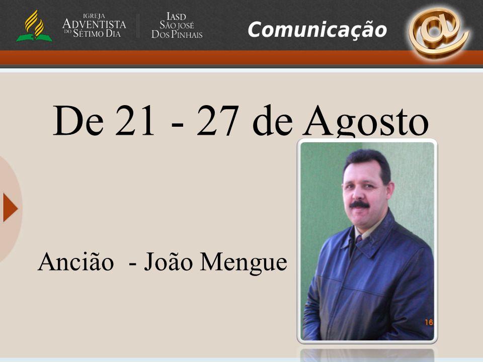 O CLUBE DE AVENTUREIROS PINHEIRO JR INFORMA: AMANHÃ (21/08) - NÃO HAVERÁ REUNIÃO