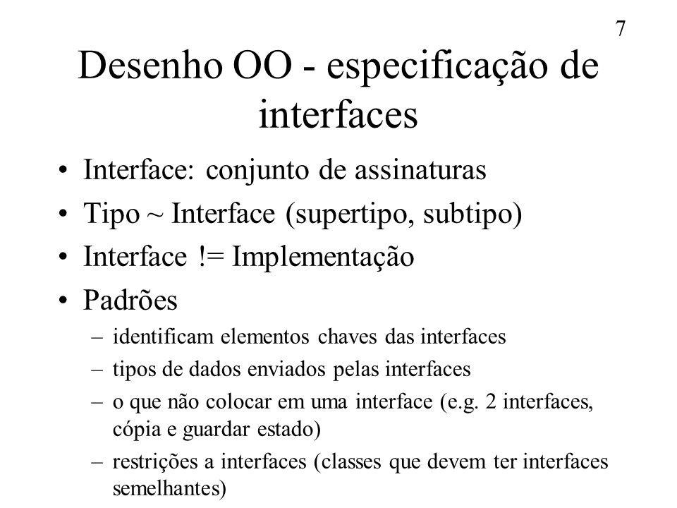 8 Desenho OO - reutilização - herança vs.composição caixa branca vs.