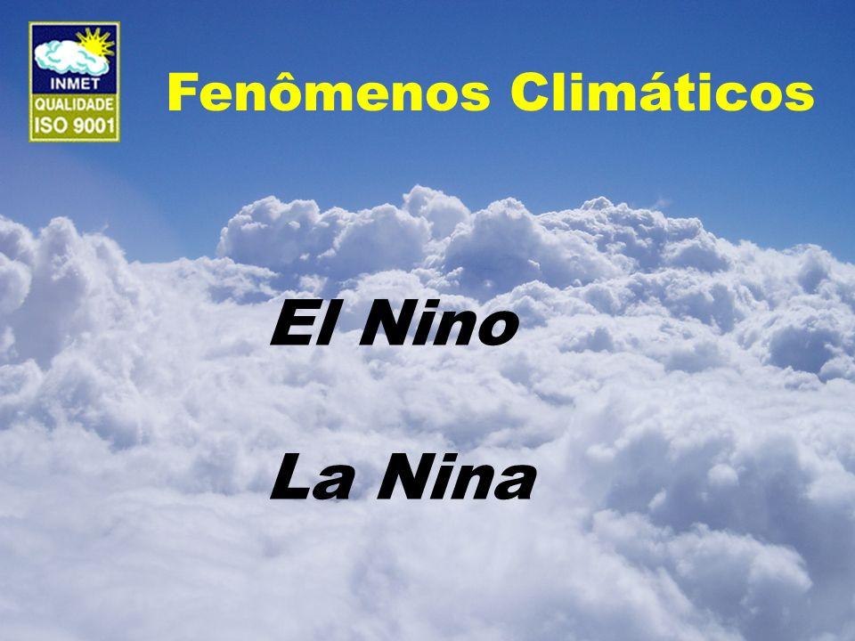 Fenômenos Climáticos El Nino La Nina