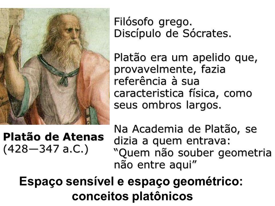 História das idéias geométricas Simetrias