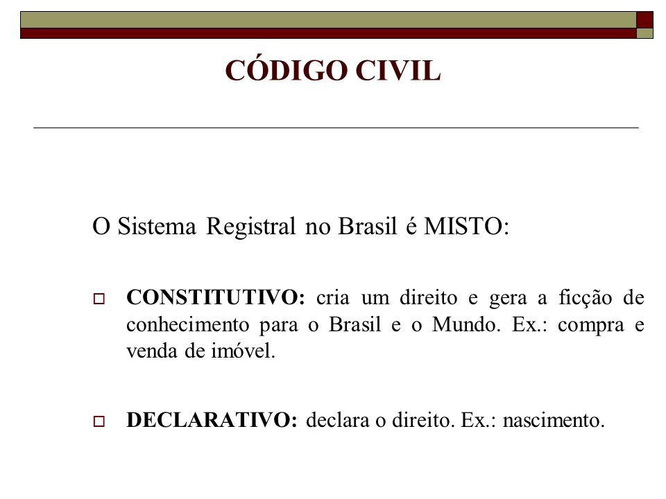 TABELIONATO DE PROTESTO DE TÍTULOS (Lei nº 9.492/97)