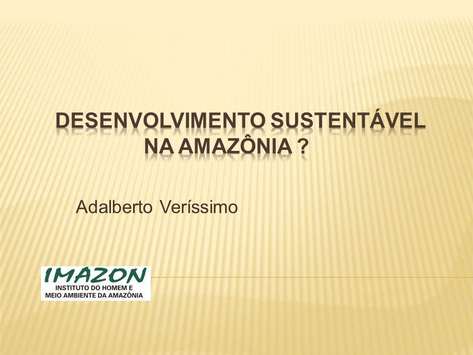 Adalberto Veríssimo