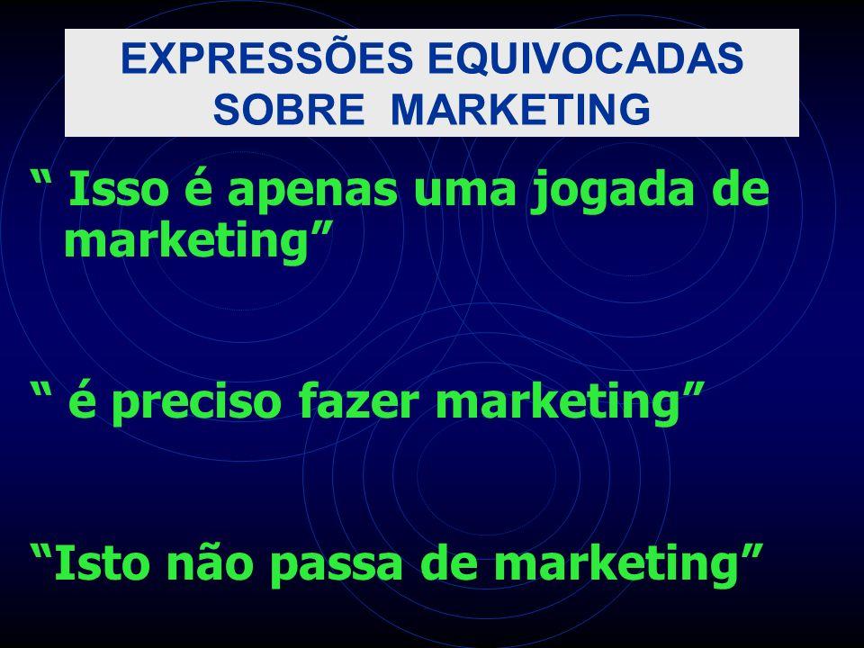 Marketing é o processo pelo qual uma organização desenvolve e ajusta sua oferta às mudanças constantes das necessidades e dos desejos do mercado.