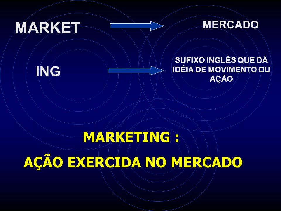 Marketing é o processo gerencial de planejamento e execução desde a concepção, formação de preço, comunicação, promoção e distribuição de idéias, mercadorias e serviços, para concretizar intercâmbios que satisfaçam objetivos individuais e organizacionais.