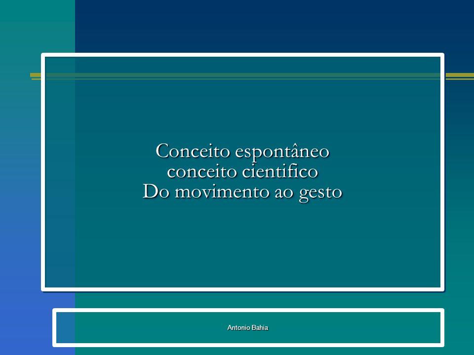 Freio inibitório Ritmo (Organização interna do tempo) Antecipação Perceptual Antonio Bahia