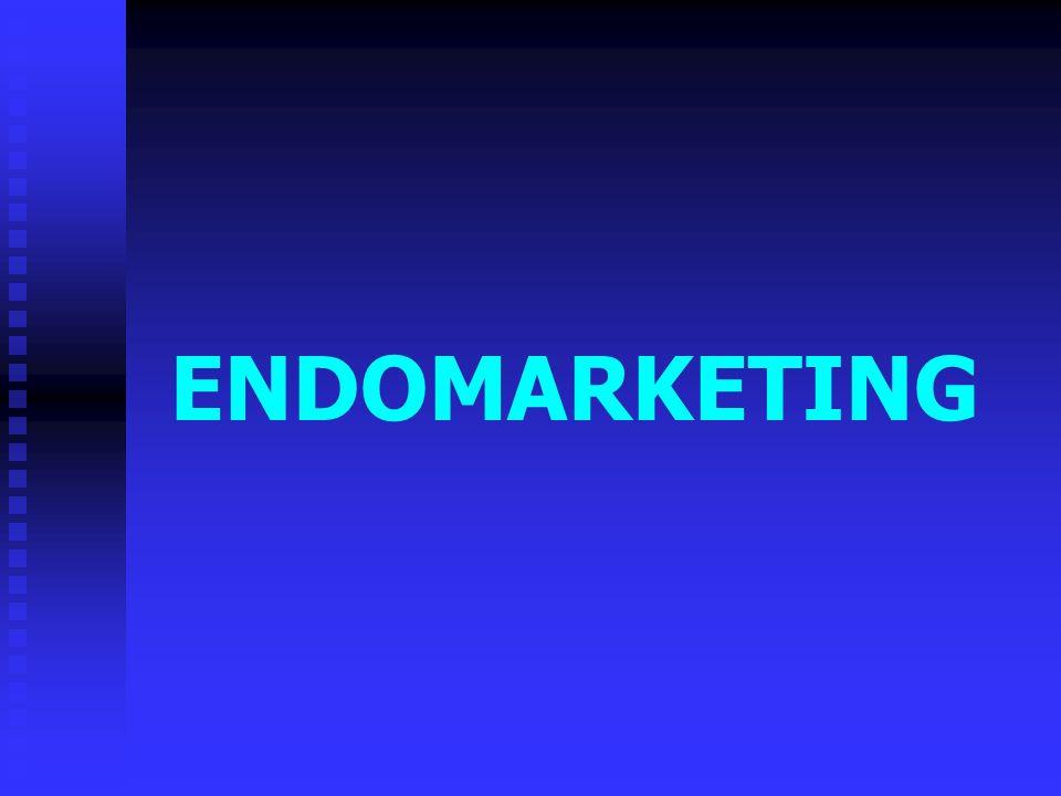São ações de marketing para o público interno –FUNCIONÁRIOS – das empresas e organizações.