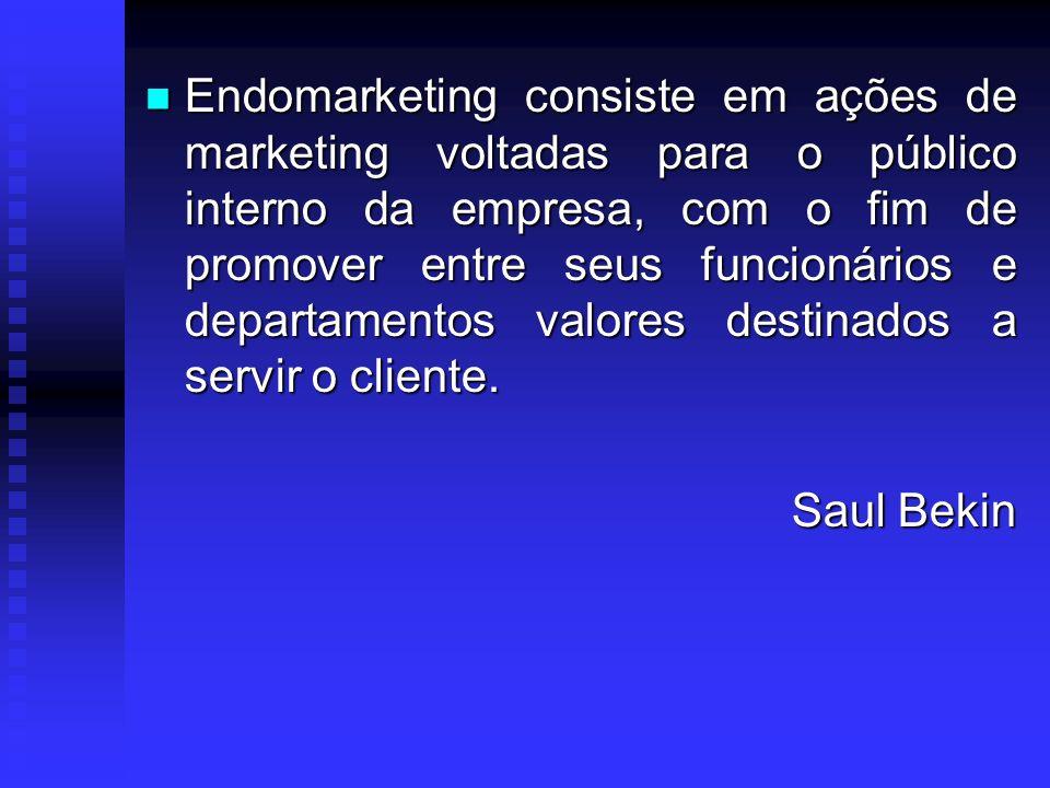 Para atrair clientes, toda empresa deve ser considerada um organismo destinado a criar e atender clientes.