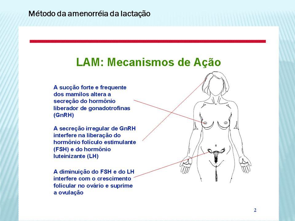 Método da amenorréia da lactação