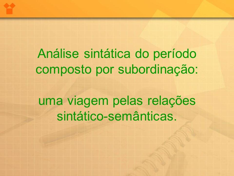 ORAÇÃO SUBORDINADA ADJETIVA – exerce a função de adjetivo e pode, segundo Domingos Paschoal Cegalla, ser introduzida por: a) Pronome relativo que (referindo-se a um antecedente).