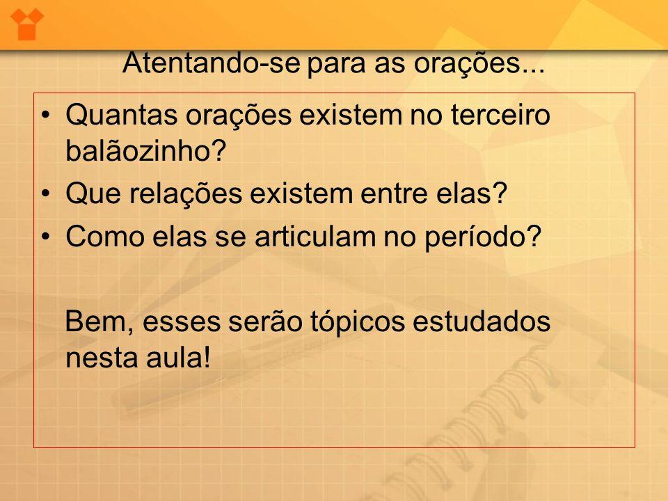 FUNÇÃO SINTÁTICA DO QUÊ (PRONOME RELATIVO) 1.